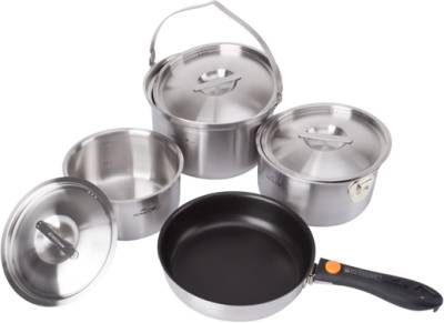 Набор Kovea Набор посуды All-3PLY Stainless Cookware KKW-CW1105