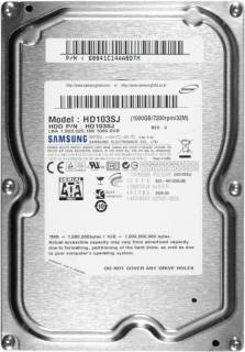 Внутренний HDD/SSD Samsung HD103SJ ST1000DM005