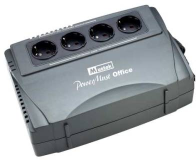 ИБП Mustek PowerMust Office PowerMust 350 Office 98-OFF-0035S