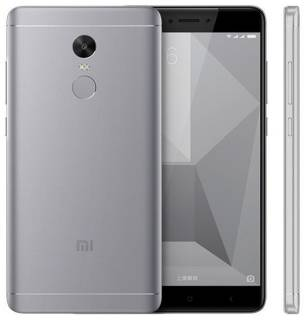 Смартфон Xiaomi Redmi Note 4X 32Gb Grey