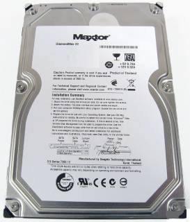 Внутренний HDD/SSD Seagate DiamondMax STM3500418AS