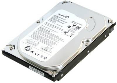 Внутренний HDD/SSD Seagate Barracuda ST3500418AS