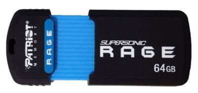 Флеш-память USB Patriot Supersonic RAGE 64Gb USB3.0 PEF64GSRUSB