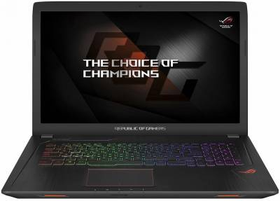 Ноутбук ASUS ROG STRIX GL753VE-IS74