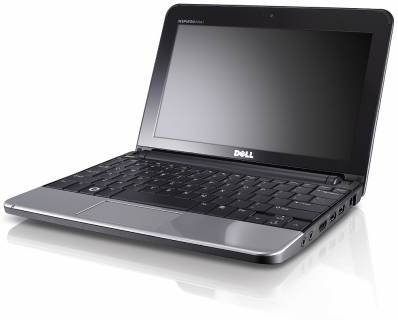 Ноутбук Dell Inspiron Mini 10v 210-27334-Black