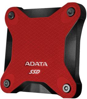 Внешний HDD A-Data SD600 Red 512 GB ASD600-512GU31-CRD