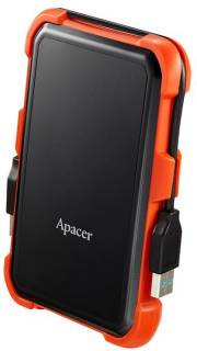 Внешний HDD Apacer AC630 2TB Orange USB 3.1 AP2TBAC630T-1