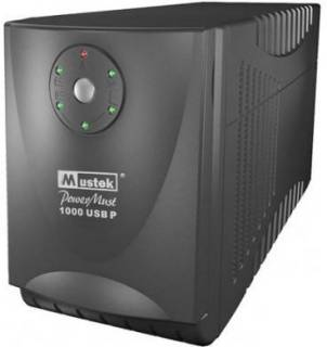 ИБП Mustek PowerMust 1000 USB P 98-0CD-PR100