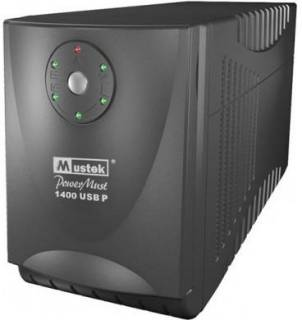 ИБП Mustek PowerMust USB P PowerMust 1400 USB P 98-0CD-PR140