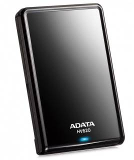 Внешний HDD A-Data DashDrive HV620 1Tb Black USB 3.0 AHV620-1TU3-CBK