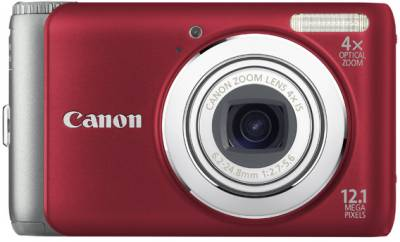 Фотоаппарат Canon PowerShot A3100 IS (Red) 4257B002