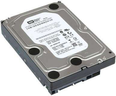 Внутренний HDD/SSD Western Digital RE3 750Gb 7200rpm 32Mb WD7502ABYS Refurbished