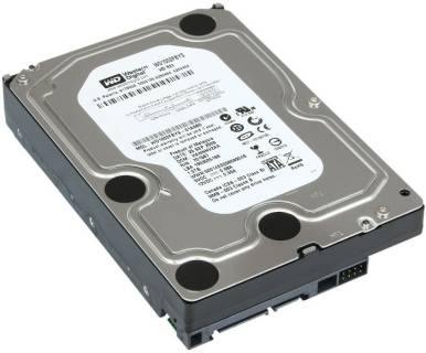 Внутренний HDD/SSD Western Digital RE3 WD1002FBYS