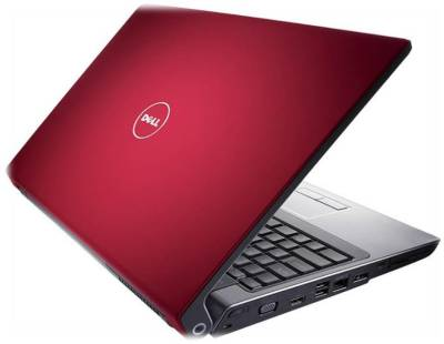 Ноутбук Dell Studio 1555 210-28529-Red