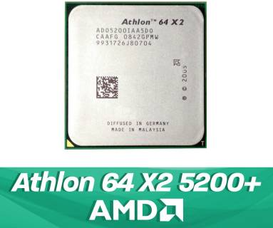 Процессор AMD Athlon 64 X2 5200+ Tray ADO5200IAA5DO