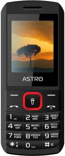 Смартфон Astro A170 Dual Sim Black/Red