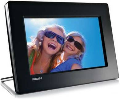 Фоторамка Philips Digital PhotoFrame SPF1017 SPF1017/10