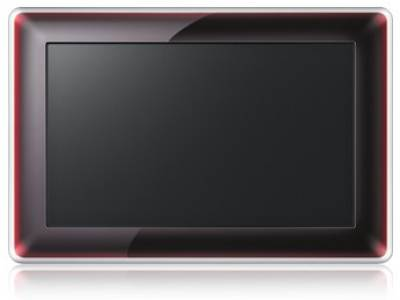 Фоторамка Samsung Photo Frame SPF-107HS (Rose Black) LP10IPLERT/EN