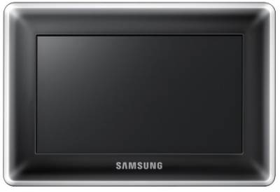 Фоторамка Samsung Photo Frame SPF-107H (Black) LP10IPLSBT/EN