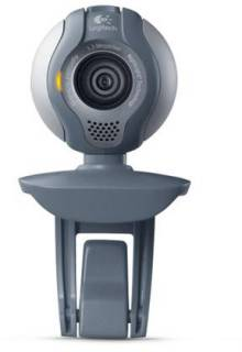 Веб-камера Logitech Webcam Webcam C500 (Grey) 960-000374