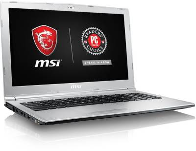 Ноутбук MSI PL62(PL62 7RC-021XPL)16GB/1TB/Win10X