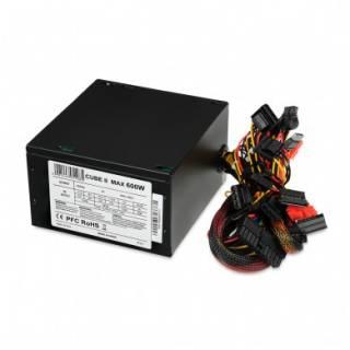 Блок питания iBox Cube 2 600W ZIC2600W12CMFA в Рознице