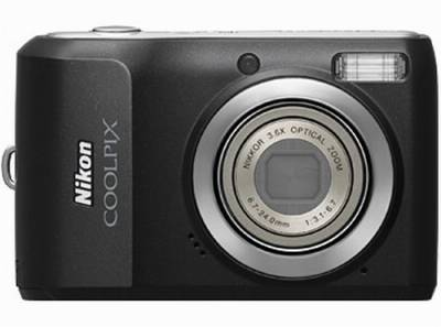 Фотоаппарат Nikon CoolPix L19 (Black)