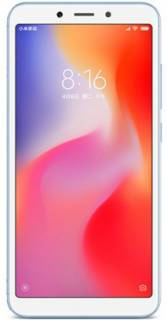 Смартфон Xiaomi Redmi 6 4/64Gb Euro Spec Blue