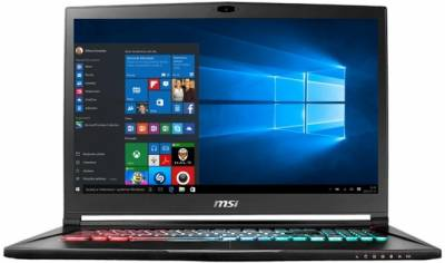 Ноутбук MSI GS73VR 7RG STEALTH PRO GS73VR7RG-060US