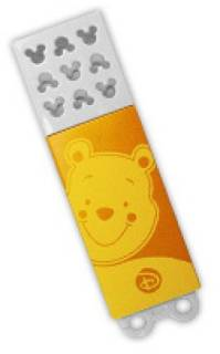 Флеш-память USB A-Data Disney DT801 DT801-8G-RYL