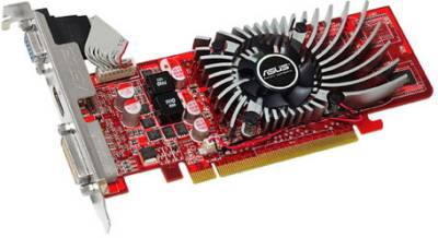 Видеокарта ASUS PCI-E A EAH4650/DI/1GD2(LP)