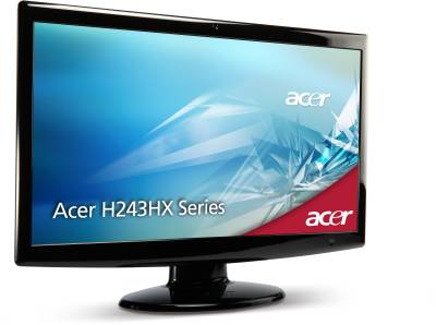 Монитор Acer H H243HXBbmidcz ET.FH3HE.X05