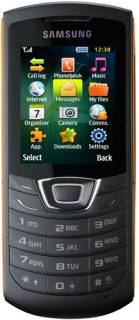 Смартфон Samsung GT-C3200 (Dark Orange) C3200KOASEK