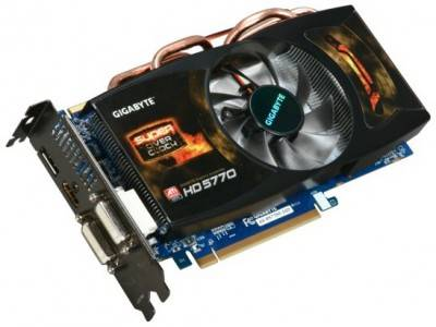 Видеокарта Gigabyte PCI E GV-R577SO-1GD