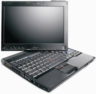 Ноутбук Lenovo ThinkPad X201 Tablet NU7FHRT