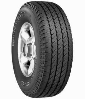 Шина Michelin Cross Terrain SUV 265/65 R17 112S