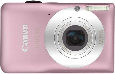 Фотоаппарат Canon IXUS 105 IS (Pink) 4221B001