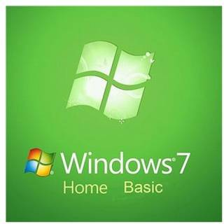 Операционная система Microsoft Windows 7 Home Basic, 64-bit, OEM F2C-00203 / F2C-00886