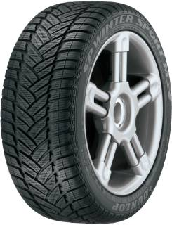 Шина Dunlop SP Winter Sport M3 245/55 R17 102H