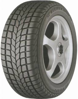 Шина Dunlop SP Winter Sport 400 255/60 R17 106H