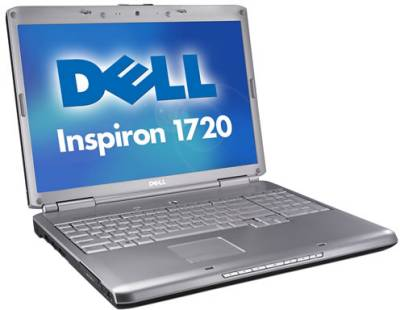 Ноутбук Dell Inspiron 1720 1720P725D2C160DSred