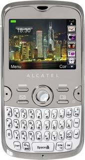 Смартфон Alcatel OT-800 (White) 800X-2FALUA1
