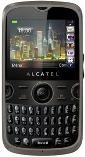 Смартфон Alcatel OT-800 (Black) 800X-2lALUA1