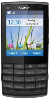 Смартфон Nokia X3-02 Touch and Type 002V074
