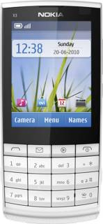 Смартфон Nokia X3-02 Touch and Type 002S854