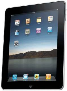 Планшет Apple iPad 16Gb WiFi Black
