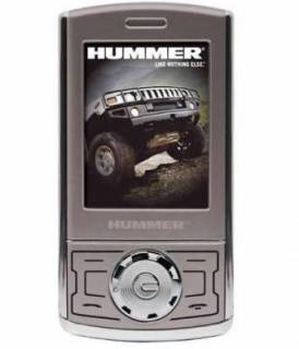 Смартфон Fly Sliders Hummer HT1 (Silver)
