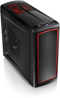 Корпус Thermaltake Element S VK60001W2Z