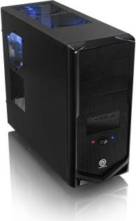 Корпус Thermaltake V4 Black Edition VM30001W2Z