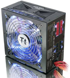 Блок питания Thermaltake EVO_Blue 550W W0306RE